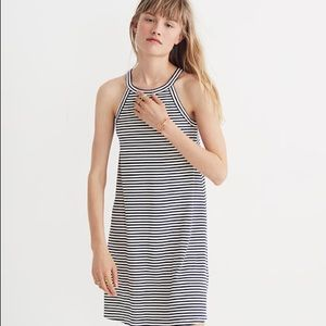 District Dress in Stripe by Madewell